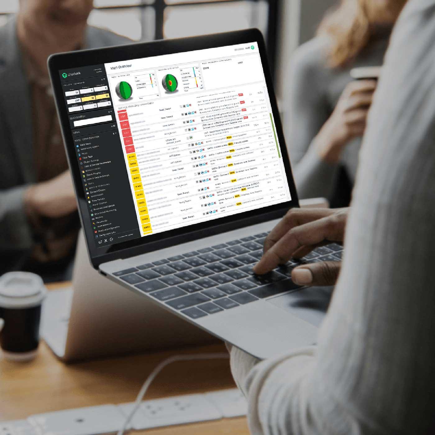 Checkmk: smartes Monitoring mit Open Source Ansatz